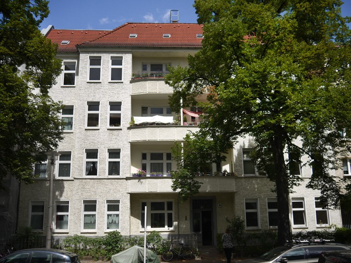Ruhig gelegener Altbau in Berlin Pankow