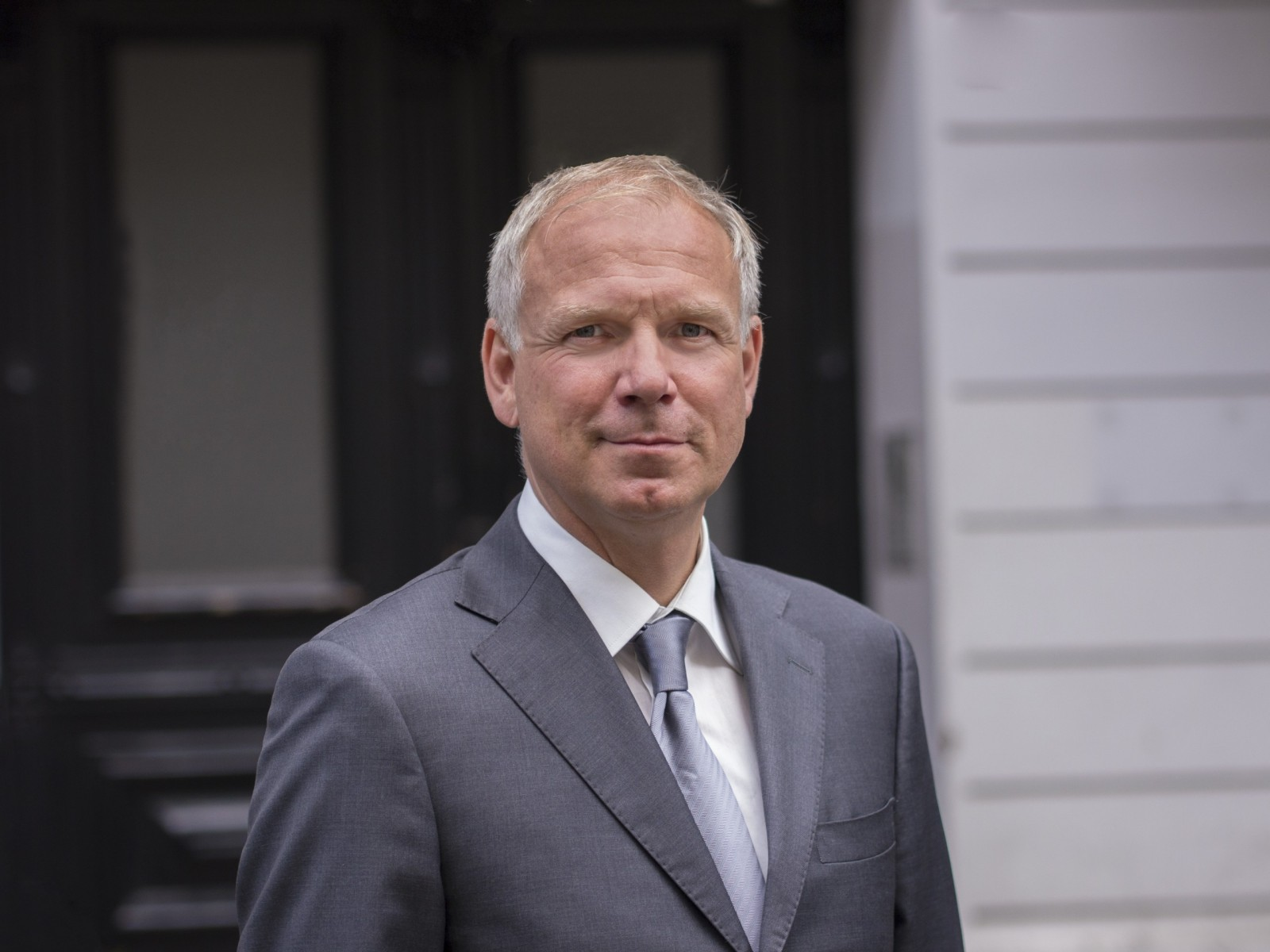 Geschäftsführer Dietrich Washausen